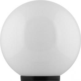 Светильник садово-парковый НТУ 01-60-301 шар ПМАА E27 230V, молочно-белый