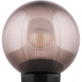 Светильник садово-парковый НТУ 02-60-205 шар ПМАА E27 230V, призма дымчатый