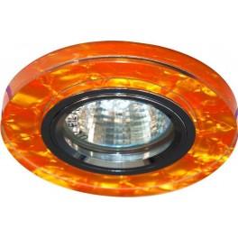 Светильник встраиваемый 8081-2 потолочный MR16 G5.3 коричневый