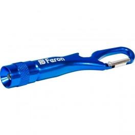 Фонарь 0.06Wх1LED (4*AG3 в комплекте) синий, TL031