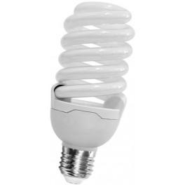 Лампа энергосберегающая, 30W 230V E27 2700K спираль T3, ESF-35W/M