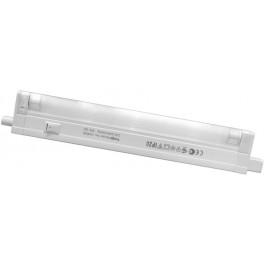 Светильник люминесцентный, 24W 230V T4 с лампой, с сетевым и соединительным шнурами, белый, САВ2B