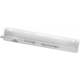 Cветильник люминесцентный, 13W 230V T5 с лампой и сетевым шнуром, белый, CAB28А(TL2001)