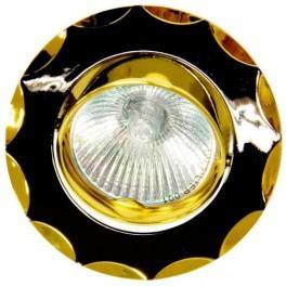 703 MR16 50W G5.3 титан-золото/ Titan-Gold