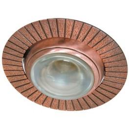 Светильник потолочный, R39 E14 титан, AL1007
