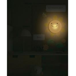 Светильник-ночник 1W hign power LED 3*АА батареи ( в комплект не входят) с выключателем, NL50