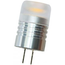 Лампа светодиодная, 1LED(2W) 12V G4 4000K, LB-413