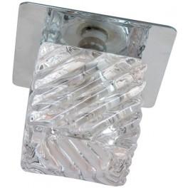 Светильник потолочный, JCD G9 титан, с лампой, BS 125-FA
