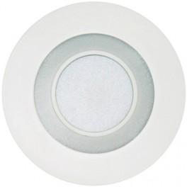Светильник встраиваемый со светодиодами AL2550 SMD5730 16 LED SMD 3528 24 LED, 8W, 640Lm, ,белый (4000К) и красный, 960mA, IP20, 120mm