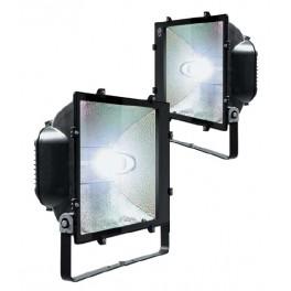 Прожектор ГО 40-1000-01 Мега черн. симметричный (ячеистый без ПРА)