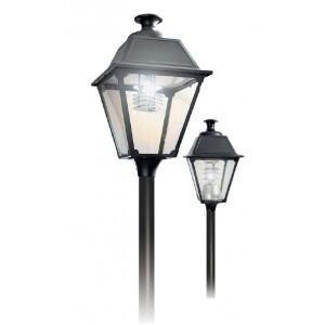 Светильник РТУ 08-125-004 Светлячок (матовый лампа сверху)