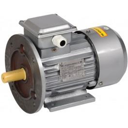 Электродвигатель трехфазный АИР80B2 380В 2,2 кВт 3000 об/мин 2081