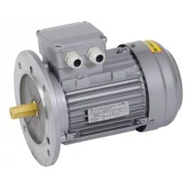 Электродвигатель трехфазный АИР71B6 380В 0,55 кВт 1000 об/мин 3081