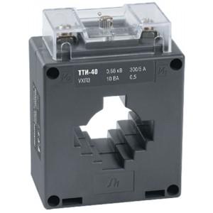 Трансформатор тока ТТИ-40 500/5А 5ВА 0,5