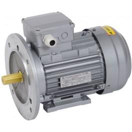 Электродвигатель трехфазный АИР71A4 380В 0,55 кВт 1500 об/мин 2081