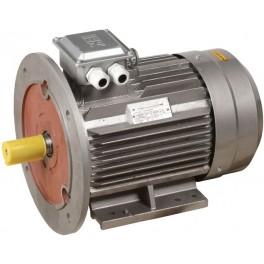Электродвигатель трехфазный АИР132M4 380В 11 кВт 1500 об/мин 2081