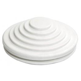 Сальник d= 25мм (Dотв.бокса 32мм) белый