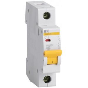 Автоматический выключатель ВА47-29 1Р 6А 4,5кА С