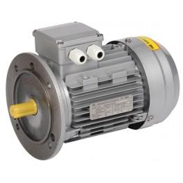 Электродвигатель трехфазный АИР63B4 380В 0,37 кВт 1500 об/мин 3081