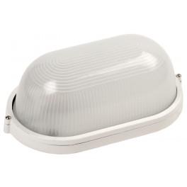 Светильник НПП1201 белый/овал 100Вт IP54
