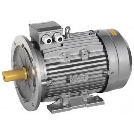 Электродвигатель трехфазный АИС132M4 380В 7,5 кВт 1500 об/мин 2081