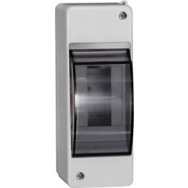 Бокс с прозрачной крышкой КМПн 2/2 для 2-х автоматических выключателей наружной установки