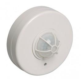 Датчик движения ДД 024 белый 1100Вт 120-360гра 6м, IP33,
