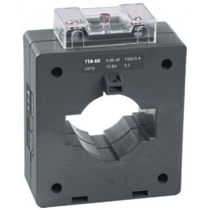 Трансформатор тока ТТИ-60 600/5А 15ВА 0,5