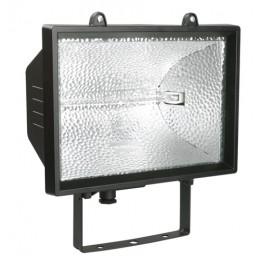Прожектор ИО1000 галогенный черный IP54
