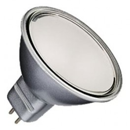 Лампа BLV Reflekto Fr/Silver 35W 40 град. 12V GU5.3 3500h серебро / матовая