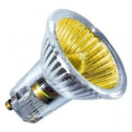 Лампа BLV POPLINE 50W 35 град. 240V GU10 желтый