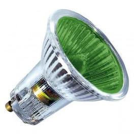 Лампа BLV POPLINE 50W 35 град. 240V GU10 зеленый