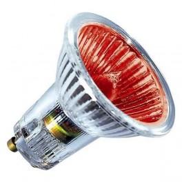 Лампа BLV POPLINE 50W 35 град. 240V GU10 красный