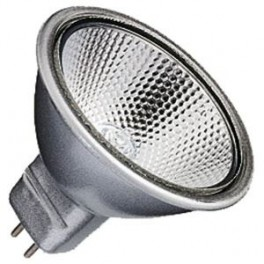 Лампа BLV Reflekto FARBIG 50W 36 град. 12V GU5.3 4500h серебро / прозрачная