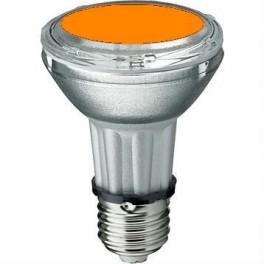 Лампа BLV HIT-PAR 20 35W or E27 35W 95V 0,5 A 8500cd 6000h u360 оранжевая - цветная
