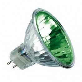 Лампа BLV POPSTAR 35W 12 град. 12V GU5.3 зеленый