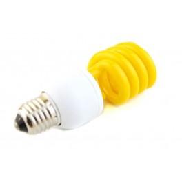 Лампа ESL L9 20W YELLOW E27 СПИРАЛЬ d54X156 FOTON (093)