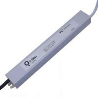 Светодиодная лента блоки питания 24В пылевлагозащищенные IP65/IP67