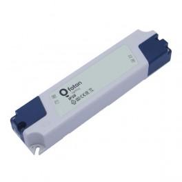 FL-PS SLPC12015 Pout= 15Вт, Uout=12В, Uin=175-240В, IP20, 100x29x22мм, 55г - пластик. транс-тор