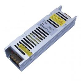 FL-PS PSE12300 Pout=300Вт, Uout=12В, Uin=175-240В, IP20, 225x70x40мм, 650г - метал. транс-тор