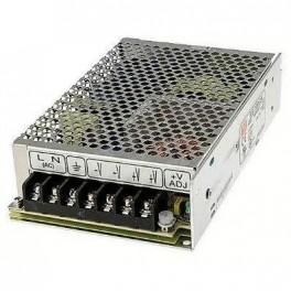 FL-PS SLV24150 Pout=150Вт, Uout=24В, Uin=175-240В, IP20, 159x99x49мм, 360г - метал. трансформатор