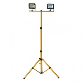 FL-LED Light-PAD STAND 2x20W Grey 4200К 3400Лм 2x20Вт AC220-240В 3300г - 2 x На стойке