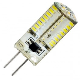 Лампа FL-LED-G4 5W 220V 4200К G4 300lm 15*43mm (S404) FOTON_LIGHTING АКЦИЯ!