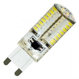 Лампа FL-LED-G9 5W 220V 6400К G9 300lm 15*50mm (S408) FOTON_LIGHTING АКЦИЯ!