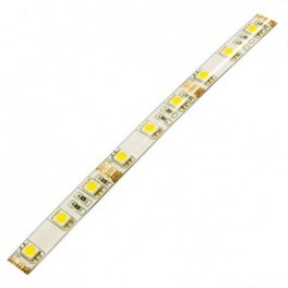FL-Strip 5050-SW 60- WW т.бел 14.4W/m DC-12V IP65 10*5000mm 720lm/m