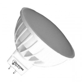 Лампа FL-LED MR16 5.5W 220V GU5.3 6400K 56xd50 510Лм FOTON LIGHTING