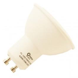 Лампа FL-LED PAR16 5.5W 220V GU10 4200K 56xd50 510Лм FOTON LIGHTING