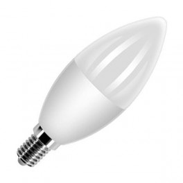 Лампа FL-LED C37 5.5W E14 6400К 220V 510Лм 37*108мм FOTON_LIGHTING свеча