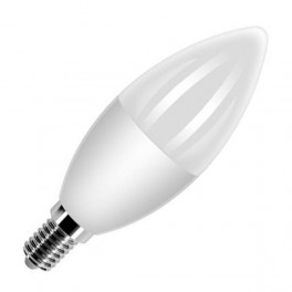 Лампа FL-LED C37 7.5W E14 6400К 220V 700Лм 37*108мм FOTON_LIGHTING свеча