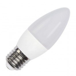 Лампа FL-LED C37 7.5W E27 4200К 220V 700Лм 37*108мм FOTON_LIGHTING свеча